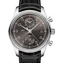 IWC Schaffhausen IW390404 Portugieser Chronograph Classic...