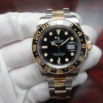 Rolex Two-Tone GMT Master II 116713 LN