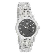 Tissot Ballade III Mens Black Dial Date Swiss Quartz Watch...