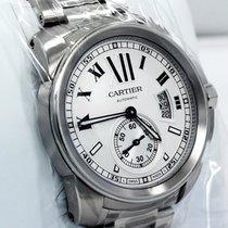 Cartier Calibre De Cartier W7100015 Automatic Stainless Box...