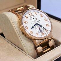 Ulysse Nardin Maxi Marine 266-66 18k Rose Gold Chronometer...