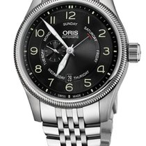 Oris Big Crown Small Second, Pointer Day, Steel Bracelet