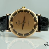 Universal Genève Polerouter Vintage 750/18K Gold