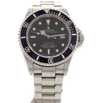 Rolex Men's Rolex Sea-Dweller 16660 Box / Papers Circa 1988