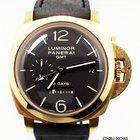 Panerai Luminor 1950 8 Days GMT Pink Gold PAM 00289 Pre-Owned