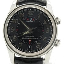 Girard Perregaux 4940 Traveler Gmt Zone Alarm Automatic 38mm...
