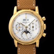 Patek Philippe 3970g Perpetual Chronograph With Extract Of...