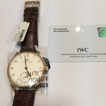 IWC Portuguese Collection Hand Wound