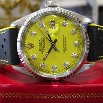 Rolex Oyster Perpetual Datejust Steel & Gold Diamond...