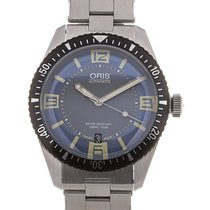 Oris Divers Sixty-Five 40 Automatic Date Steel