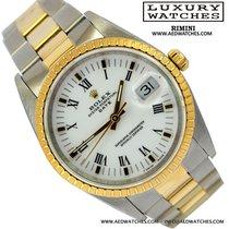 Rolex Date 15233 white dial 1992