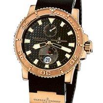 Ulysse Nardin Maxi Marine Diver Chronometer Rose Gold
