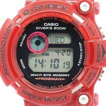 Casio G-shock Frogman Dolphin Whale Solar Mens Watch Gw203k...