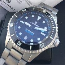 Steinhart Ocean One Titanium 500 Premium Diver Watch Soprod A10-2
