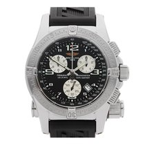 Breitling Emergency Chronograph Stainless Steel Gents A73321