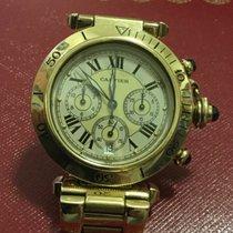 Cartier Pasha Yellow Gold Chronograph 38mm