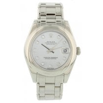 Rolex Oyster Perpetual Datejust Pearlmaster 81209