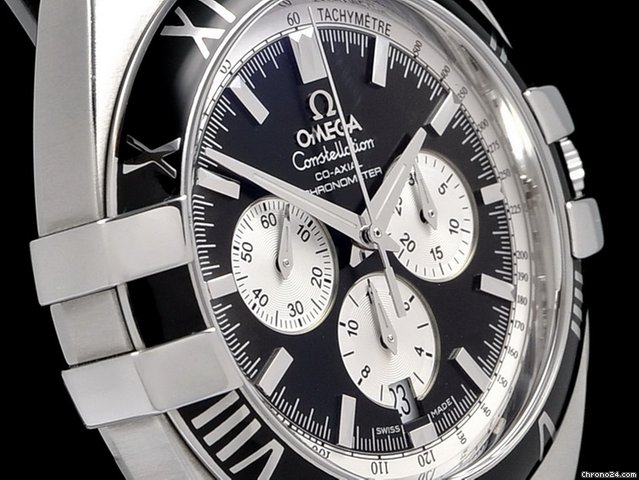 Omega Constellation Chronograph