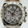 Rolex Cosmograph Daytona 116519 Diamant Perlmutt