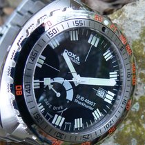 Doxa Sub 4000T Sharkhunter Power-Reserve Diver