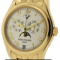 Patek Philippe Complications Annual Calendar Moonphase 18k...
