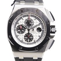 オーデマ・ピゲ (Audemars Piguet) New  Royal Oak Offshore Stainless...