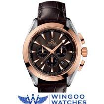 Omega Seamaster Aqua Terra 150m Chronograph 44 MM Ref....