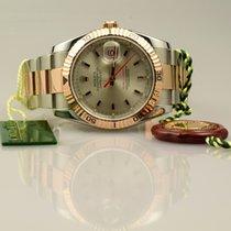 Rolex Datejust Turn O Graph 116261 Stahl / Rosegold - Full Set
