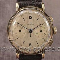 Zenith Original Vintage 1941 18kt. Pink Gold Chronograph Ref....