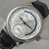 Frederique Constant WORLDTIMER MANUFACTURE NEW