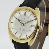 Eterna - MATIC 36000 Fastbeat solid 18K Yellow Gold Automatic...