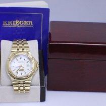 Krieger K929 40MM 18K  Gold Limited Edition Chronometre De Marine