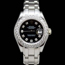 Rolex Pearlmaster 69299 White Gold
