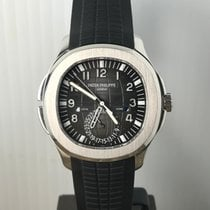 "Patek Philippe Aquanaut Travel Time 5164-001 yr. ""14 w/..."