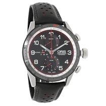 Oris Calobra Mens Limited Edition Chrono Automatic Watch...