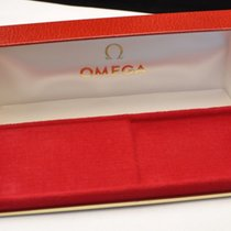 Omega Watch Case Box For Colectors S&h From Europe