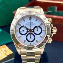 Rolex Daytona zenith 16528 gold