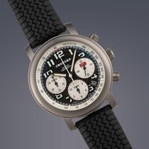 Chopard Mille Miglia titanium chronograph watch BOX AND PAPERS