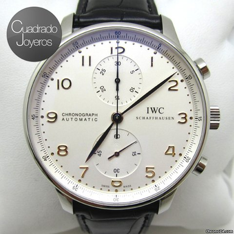IWC Portugues Chrono-Automatic