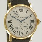 Cartier Rotonde 8-Days Power Reserve Rose Gold
