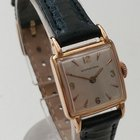 IWC Rare Vintage Ladies Watch Solid 18K Rose Gold