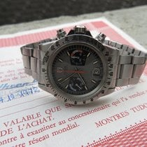 Tudor Monte Carlo Valjoux 23 from 1972 with B&P