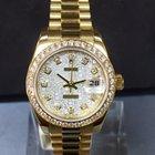 Rolex President 18k Jubilee Diamond Bezel SALE