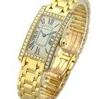 Cartier Lady''s Size Tank Americaine on Bracelet -...