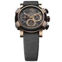 Romain Jerome Red Mood Set Chronograph Automatic Men's Watch
