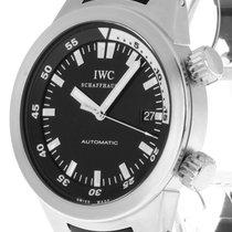 IWC Aquatimer Automatik Stahl Kautschukband Ref.IW3548