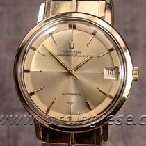 Universal Polerouter Geneve Micro-rotor Automatic Watch Cal....