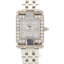 Chopard Ladies Chopard Imperiale 38/3463 18K White Gold &...