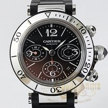 Cartier 卡地亞 Cartier Pasha Seatimer 計時錶