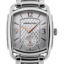 Hamilton Timeless Classic Bagley Steel M